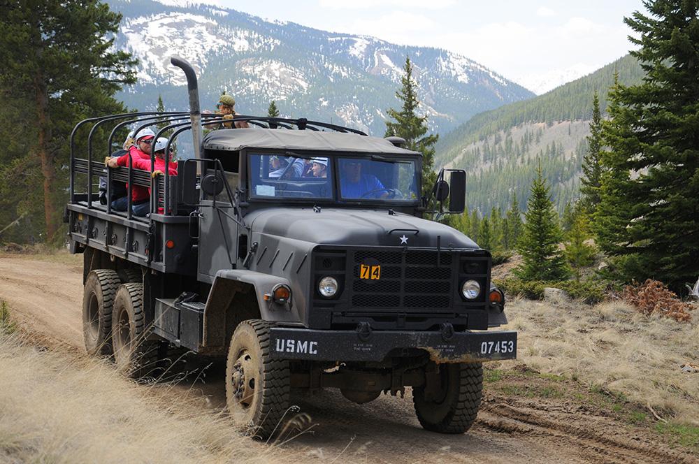 Zip-LIne-Truck
